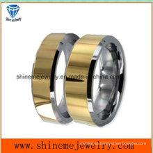 Shineme joyería de gama alta de moda anillo de acero inoxidable (SSR2623)