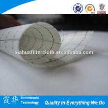 Tissu filtrant monofilament pour l'industrie céramique