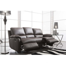 Elektrisches Recliner Sofa USA L & P Mechanismus Sofa Down Sofa (654 #)