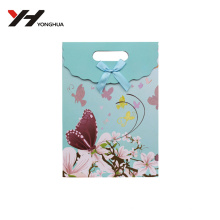 2016 charming printed recyclable cardboard bag customed With Handles