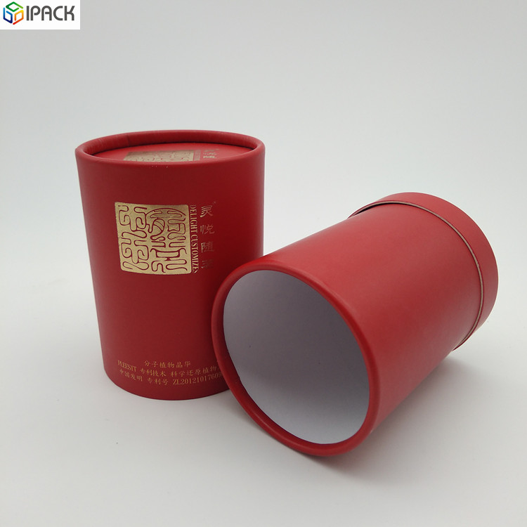 Paper Cylinder Box