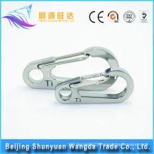 Top Selling Promotion High Quality Good Price Metal Titanium Custom key chain