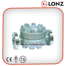 Flanged High Temperature and High Pressure Disc Type Steam Trap