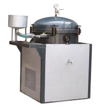 100-220kg/h machine of oil filter sunflower oil purification filter for sunflower oil