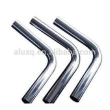 Холодильная алюминиевая трубка 3003 6063 6061 Сплав