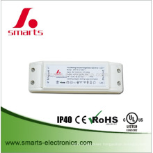 Triac dimmable 24v 20w LED MR16 Driver Constant Voltage Transformer