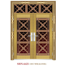 Stainless Steel Door for Outside Sunshine (SBN-6623)