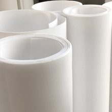 ptfe sheet cutting for different size gaskets
