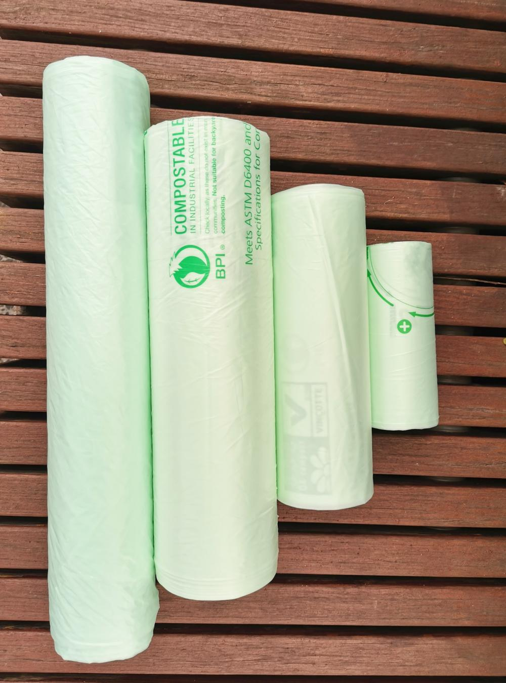 Compostable BPI Certified Kitchen Litter Bags