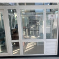 Rovere Porte Interne Finestra Mesh Screen Scorrevoli In Vetro Porte Interne