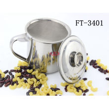 Stainless Steel with Filter Oil Cup (FT-3401-XY)