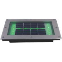 CE aprobado por mayor de solar powered led ladrillo ligero JR-3219