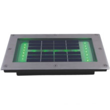 CE approuvé en gros solaire alimenté conduit de brique légère JR-3219