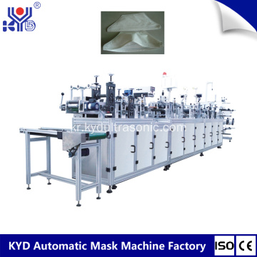 KYD 일회용 Duckbill Mask Machine