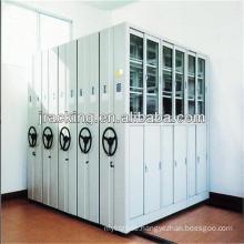 Jracking warehouses electric mobile shelving