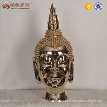 Home Decor resin Buddha Head Statue for sale