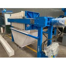 Industrial Waste Water Treatment Chamber Filter Press