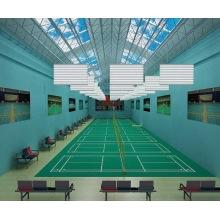Certificado Bwf Pavimento de esportes de PVC de alta qualidade Usado para Badminton Court 4.5mm / 5mm Espessura