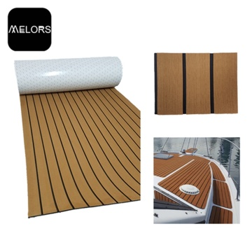 Melors Synthetic Teak Boat Decking Marine Deck Matten