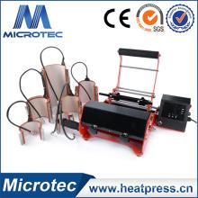 Melhor 6 em 1 máquina de imprensa Digital caneca sublimação multifunções