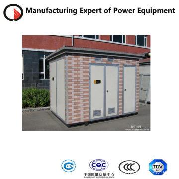Guter Preis für gepackte Box-Type Substation mit hoher Qualität