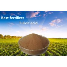100% Soluble Biotechnology Fertilizer Fulvic Acid