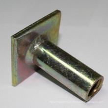 Ancrages de propagation de plaques galvanisées de levage de béton préfabriqué