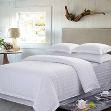 Комплект постельного белья сатинировки гостиницы сатинировки с комплектом утешителя (WS-2016063)