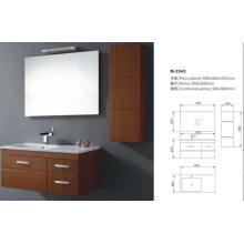 Armário moderno do banheiro da mobília do banheiro