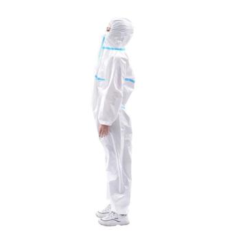 Tela no tejida microporosa para tela de protección