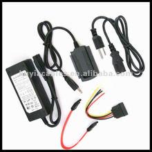 USB 2.0 to IDE SATA S-ATA 2.5 3.5 HD HDD Adapter Cable