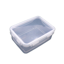 800ML Cheap Portable fruit vegetable Crisper Box plastic storage box