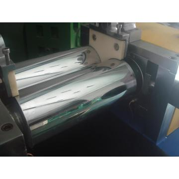 Due laminatoi con dispositivo PLC