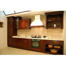 Kitchen Cabinet Solid Wood Cabinet