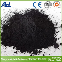Carbon black Powder hardwood carbon activado