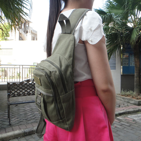 Popular Canvas Waist Bag