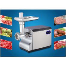 Múltiplas Funções Aço Inoxidável Meat Grinder, Meat Mincer