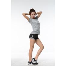 Running Sport Yoga T-shirts For Womens