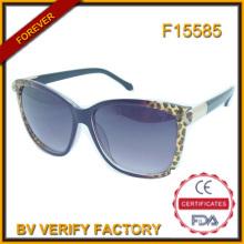 F15585 Последние импортные солнечные очки для женщин