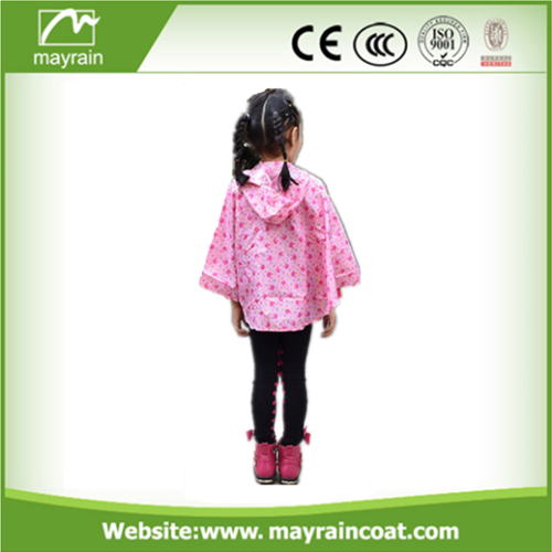 Seam Welded Kids Poncho
