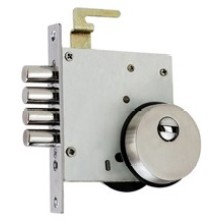 second lock for steel door