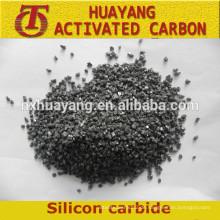 98,5% schwarzer / grüner Siliziumkarbid / SIC-Hersteller