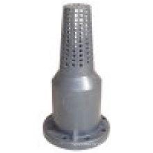 Válvula de pé CPVC, válvula de pé de plástico / válvula inferior