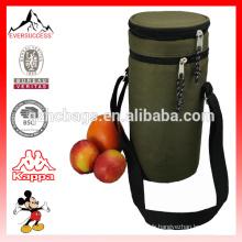 Porte-sac de bouteille de refroidisseur portable en plein air Sac de refroidisseur de bouteille de vin