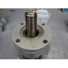 Válvula de compuerta de acero fundido JIS 10k
