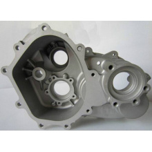 Polished round aluminum alloy die casting parts