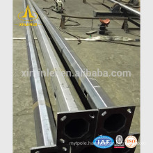 Galvanized Steel Street Lighting Poles
