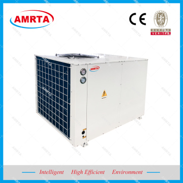 Rooftop Packaged Air Conditioner with Gas Burner