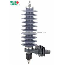 27kv Hochspannungs-Blitz-Polymer-Überspannungsableiter (IEC-Standard)