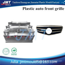 JMT well designed and high precision plastic injection mold for auto front grill manufacturer with p20 steel with p20 steel